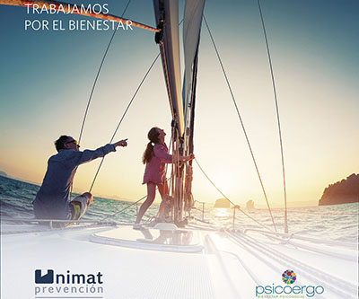 Cliente: Unimat Prevención Acción: Campaña lanzamiento Psicoergo, el nuevo servicio de bienestar psicosocial de UP